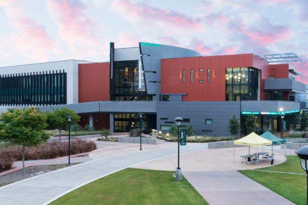 Miramar Community College Student Union Exterior