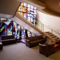 Point Loma Nazarene University Religion and Philosophy Building Interior