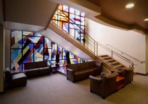 Point Loma Nazarene University Religion and Philosophy Building Interior