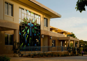 Point Loma Nazarene University Religion and Philosophy Building Exterior