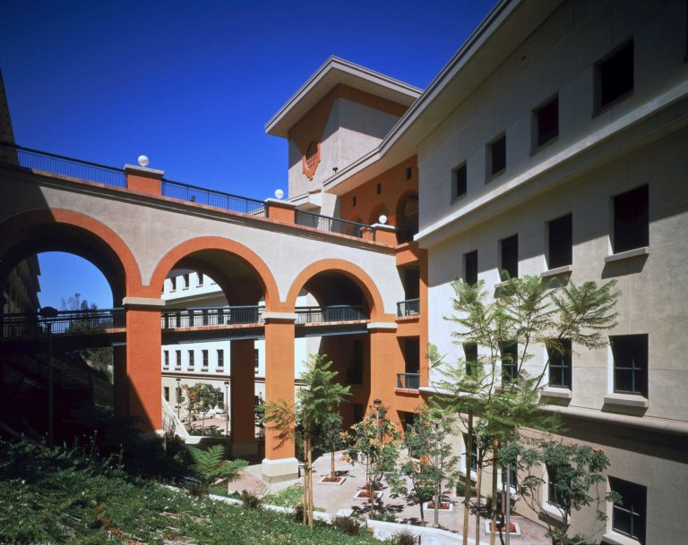 SDSU Science & Chemistry Building Bridge
