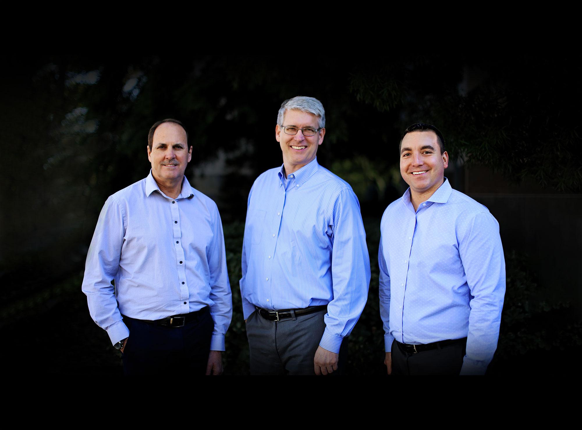 Wiseman Rohy Leaders: Steve Rohy, Jim Wiseman, Dave Maestas