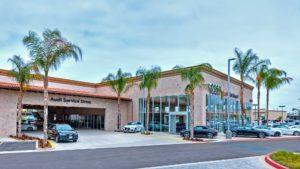 Hoehn Audi Carlsbad, California, Exterior View