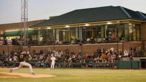 Baseball Stadium for the Visalia Oaks, Visalia, California