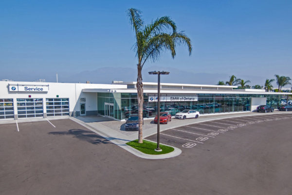 BMW Ontario, California, Exterior View