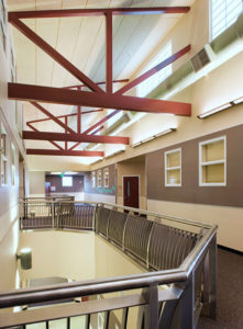 Cajon Valley Middle School Interior