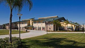 Cajon Valley Middle School Exterior