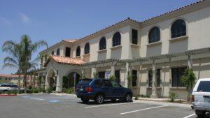 Carlsbad Medical Office Plaza Exterior
