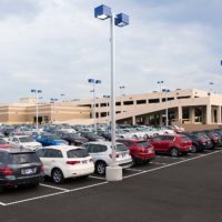 CarMax Parking Facility Beaverton, Oregon, Feature
