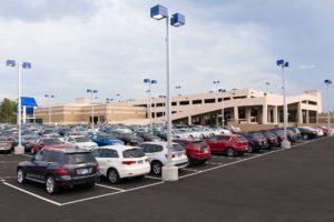CarMax Parking Facility Beaverton, Oregon, Feature