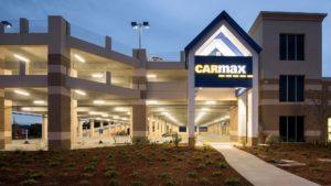 CarMax Parking Facility Beaverton, Oregon, Main