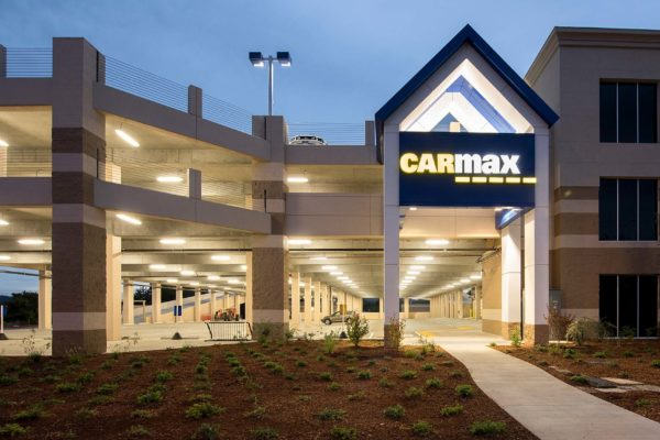 CarMax Parking Facility Beaverton, Oregon, Main