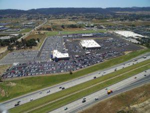 Carmax, Murrieta CA, Aerial View