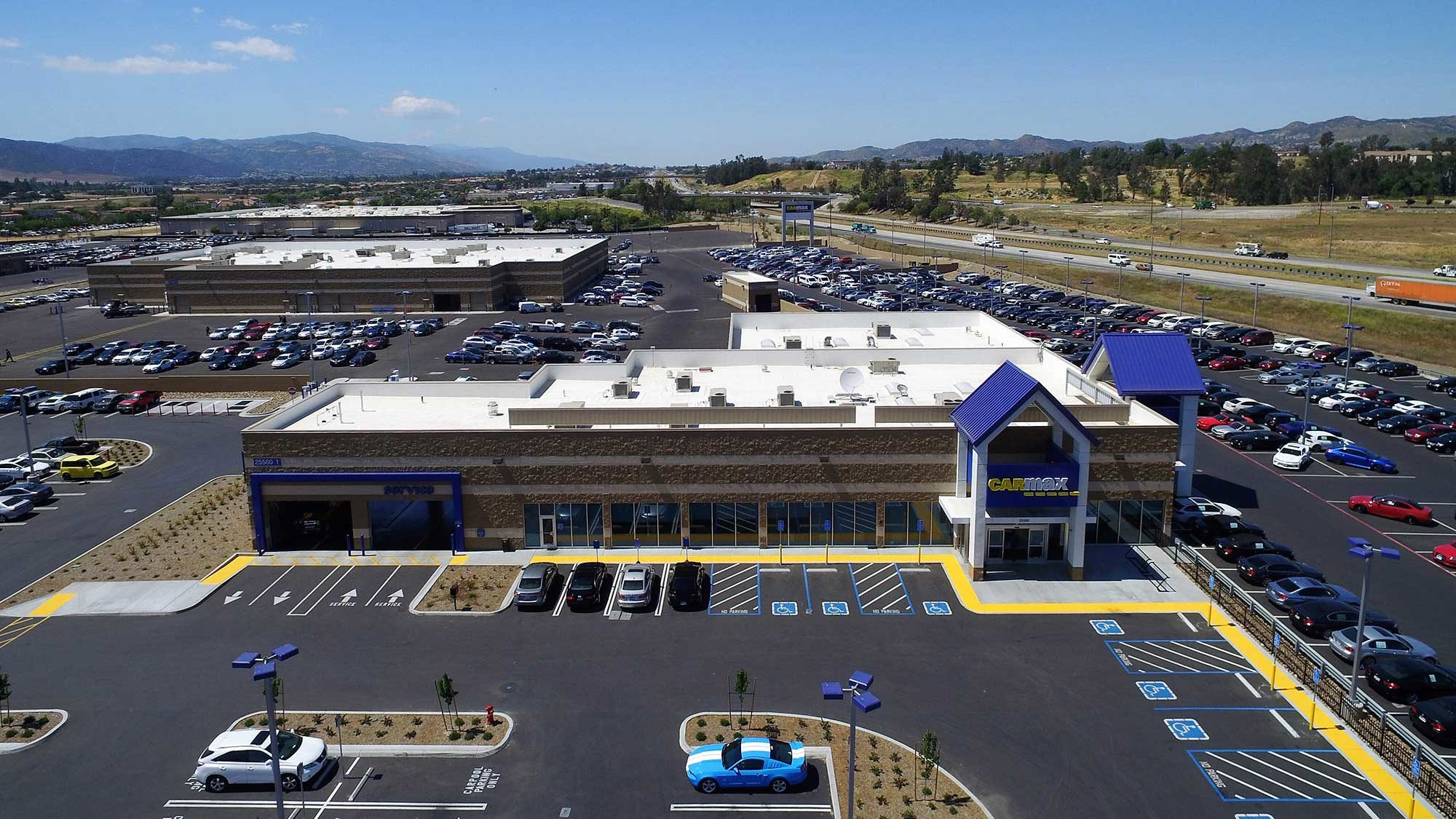 CarMax Murrieta, California