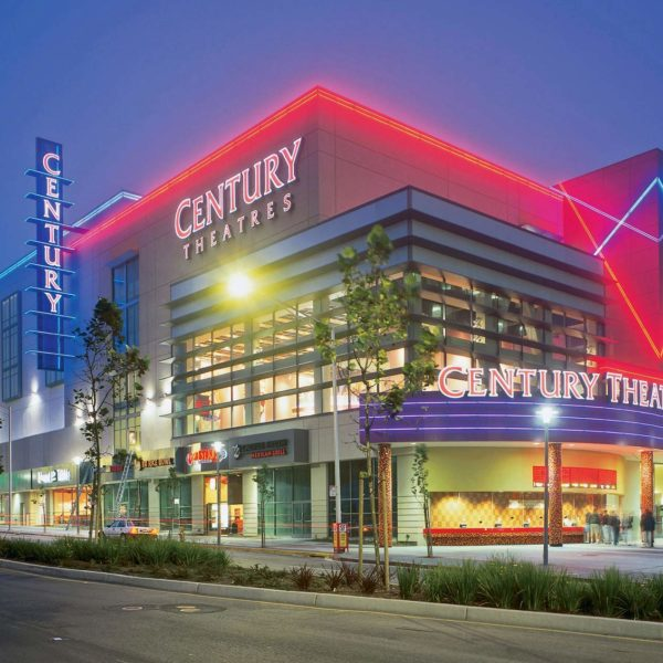 Century Theaters Daly City, California
