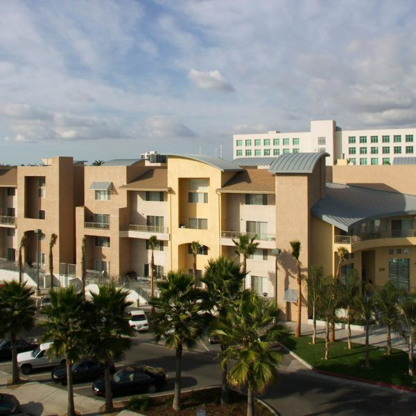 City Heights Urban Village Apartments, San Diego, California