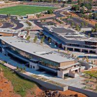 Del Lago Academy Aerial View