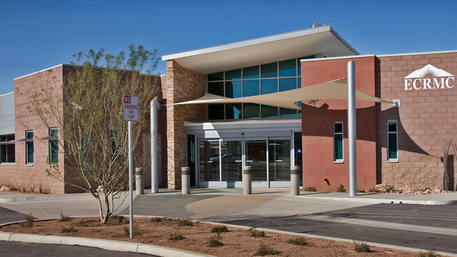 Outpatient Clinic El Centro Regional Medical Center Exterior
