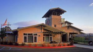 Encinitas Fire Station #5, Encinitas, California