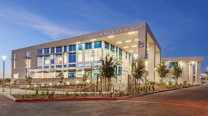 Grossmont High School Student Services and Arts Classroom Buildings