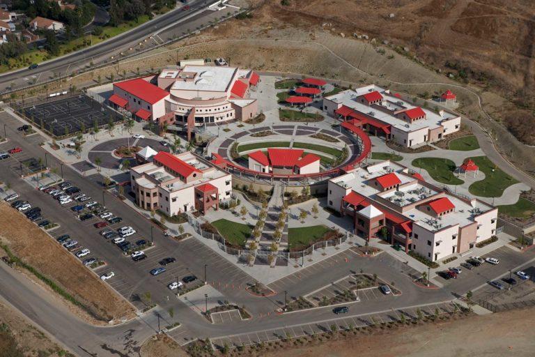 Guajome Park Academy Aerial View