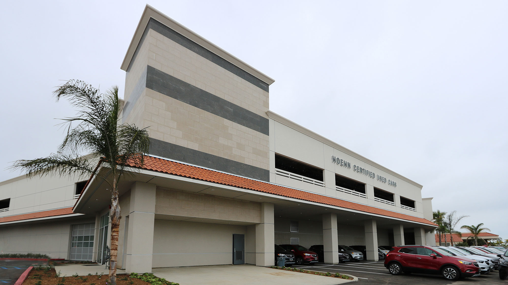 Hoehn Buick Cadillac Service and Parking, Carlsbad, CA