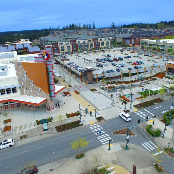 Grand Ridge Parking Structure Issaquah, Washington