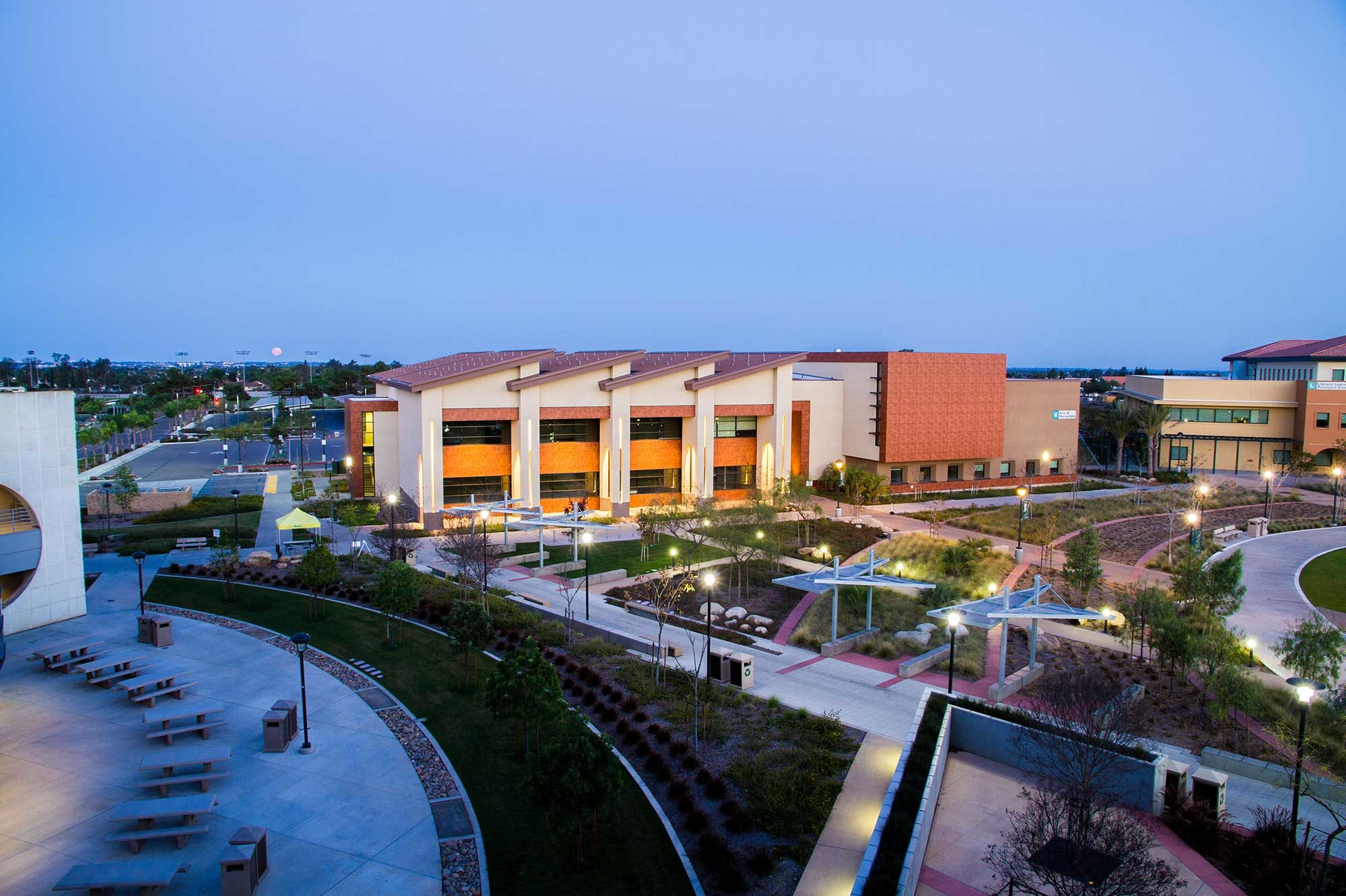 Miramar Community College Arts & Humanities Building