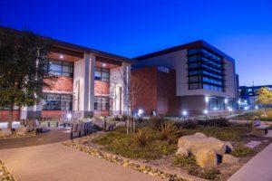 Miramar Community College Math & Science Building