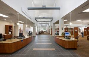 Nobel Library & Athletic Center San Diego, California Interior