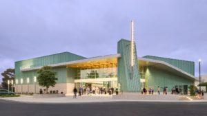 Oceanside High School Performing Arts Center Exterior