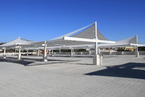 One Paseo Retail Parking Structure, San Diego, CA, Feature