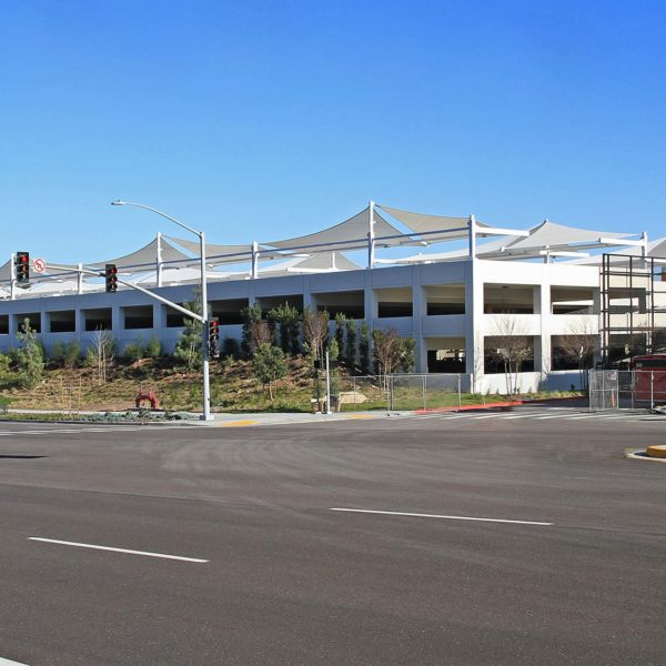 One Paseo Retail Parking Structure, San Diego, CA