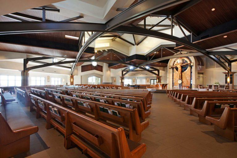 Our Lady of Mt. Carmel – Catholic Church, San Diego, California, Sanctuary