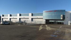 Premier Jet Airplane Hangar, Office Building & FBO, Carlsbad, California