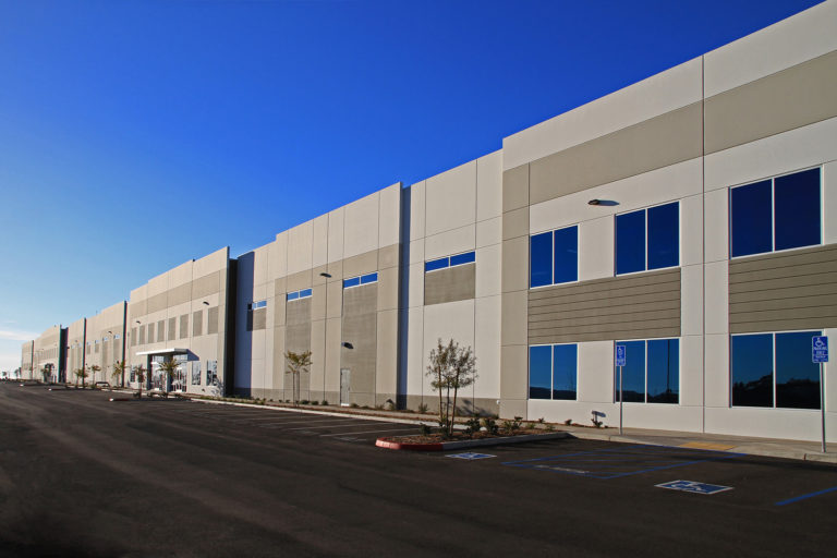 Pacific View Commerce Center, Carlsbad, CA, Feature
