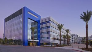 Qualcomm Building Q & Cogen Facility Exterior