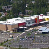 Regal Theater – Barkley Village Aerial View