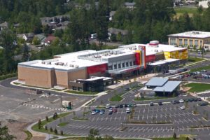 Regal Theater – Barkley Village Aerial View
