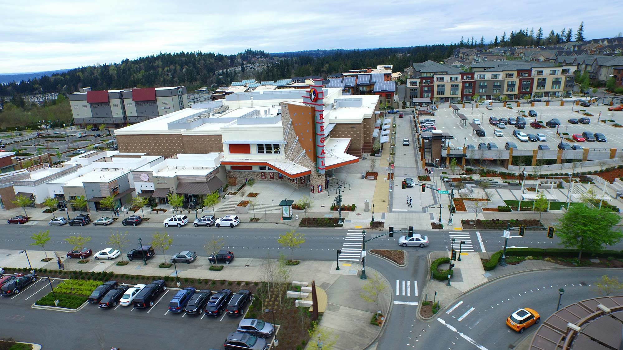 Regal Theaters – Grand Ridge Plaza Issaquah, Washington