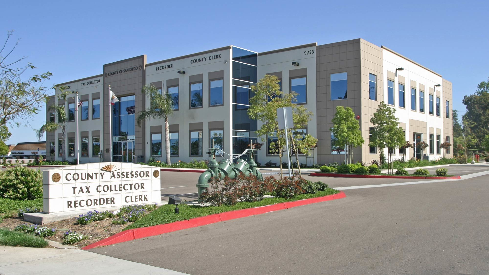 San Diego County Assessor, Tax Collector & Recorder's Office San Marcos, California