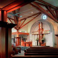 St. Elizabeth Catholic Church, Carlsbad, California, Sanctuary