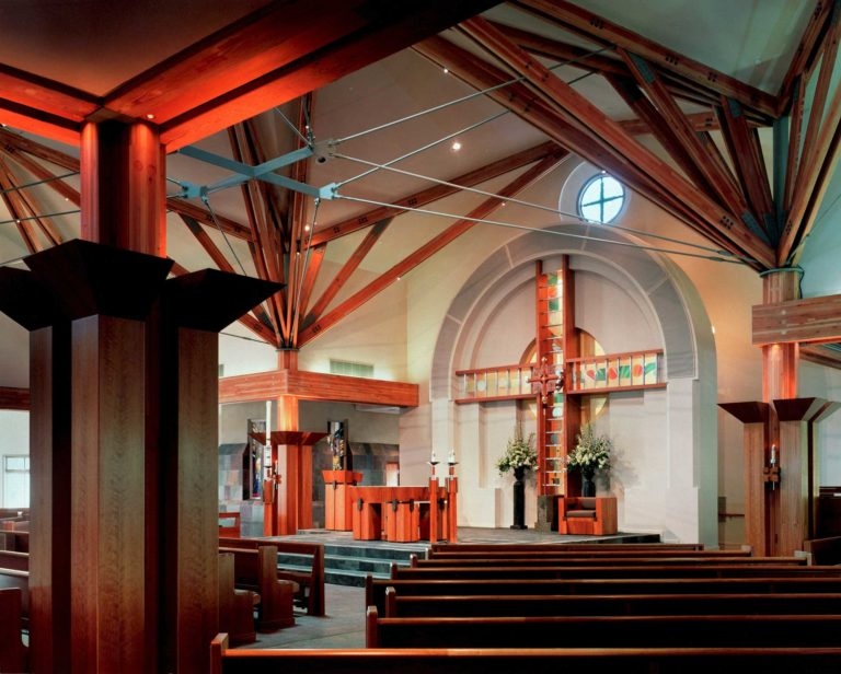 St. Elizabeth Catholic Church, Carlsbad, California, Sanctuary