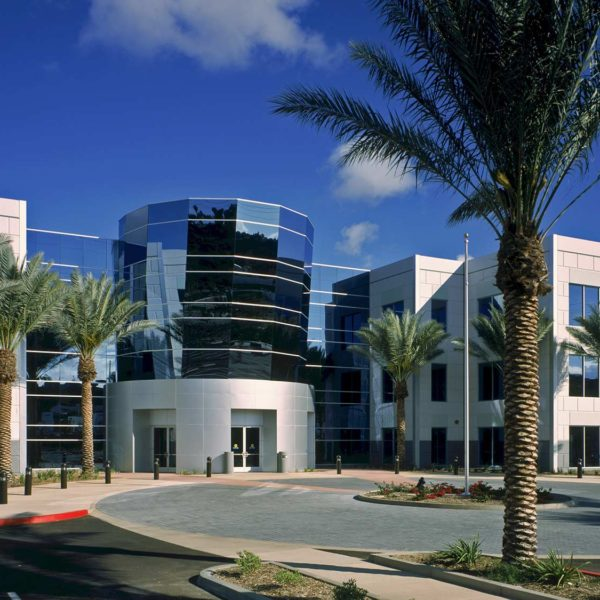 Suburban San Diego State Office Consolidation Building San Diego, California
