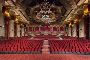 TLC (Grauman's) Chinese Theater Interior