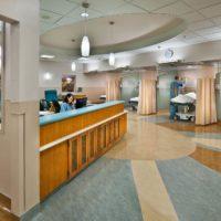 UCSD Hospital Interior