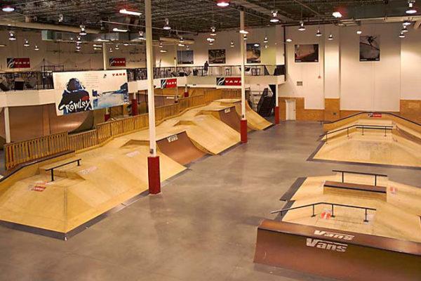 Vans SkatePark, Orlando, Florida