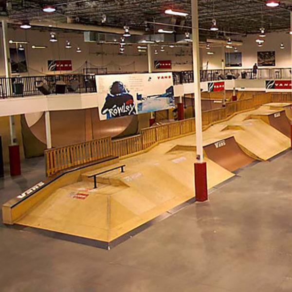 Vans SkatePark, Orlando Florida